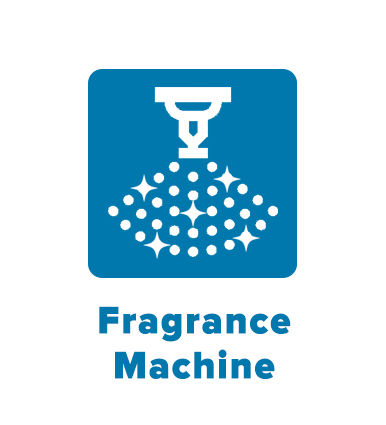 Fragrance machine